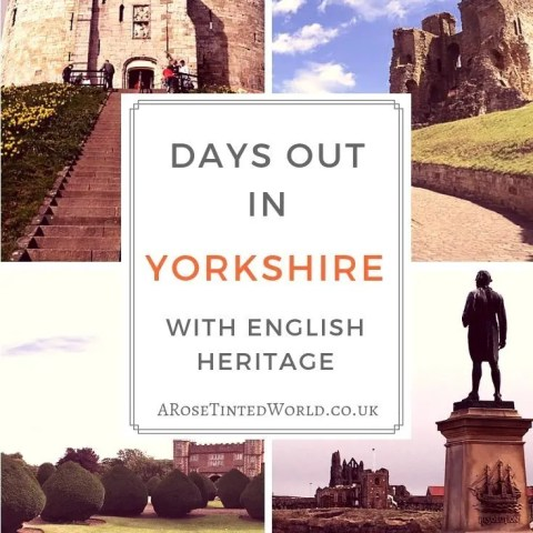 Days Out in Yorkshire With English Heritage – Part One