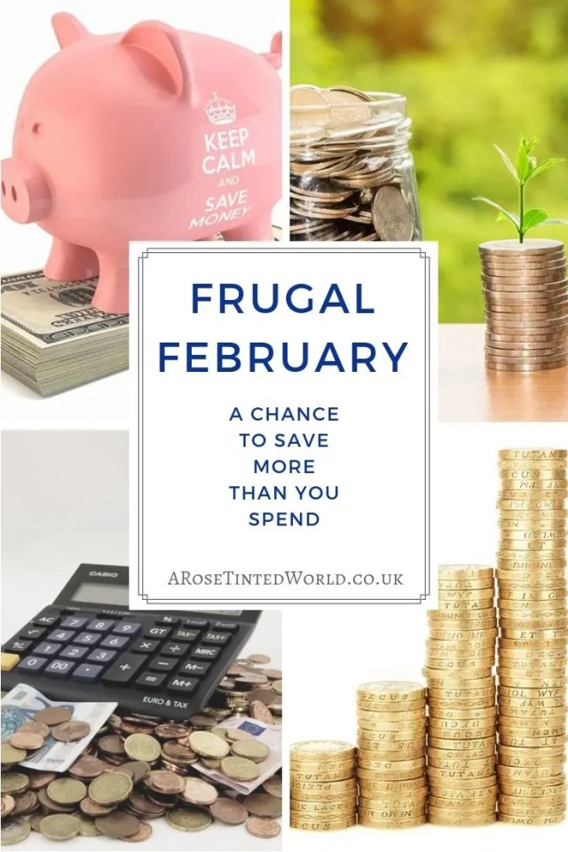 Frugal February