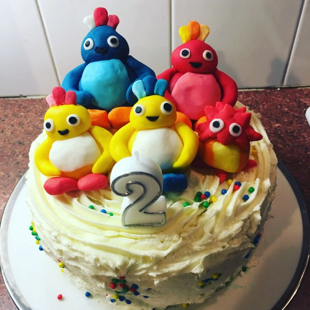 The Top 7 Tag - twirliwoo cake