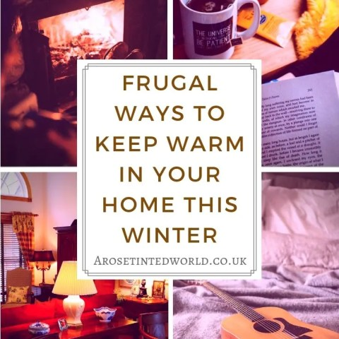Frugal Ways To Keep Warm In Your Home This Winter