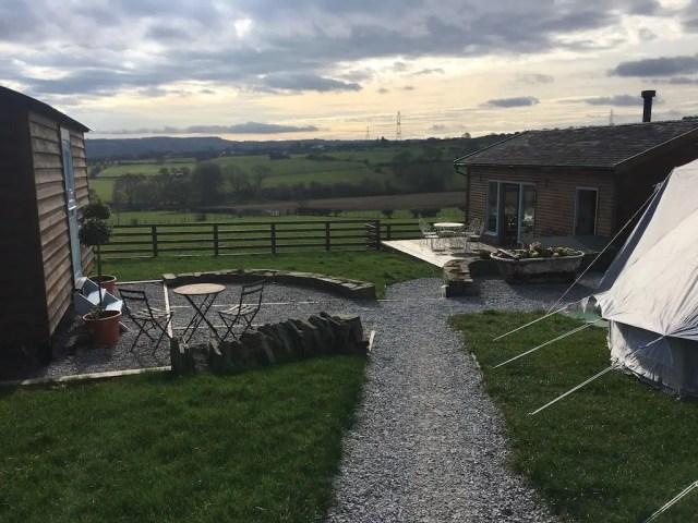 My Little Farm Spa - views