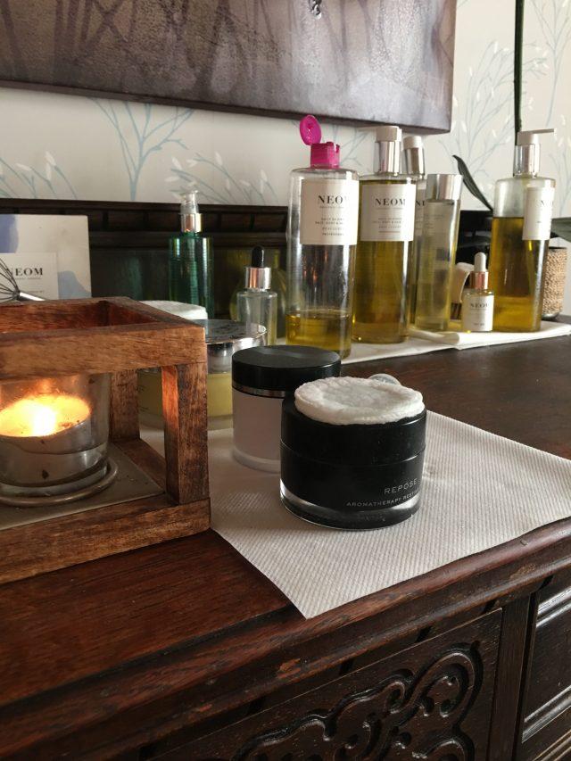My Little Farm Spa - Neom treatments