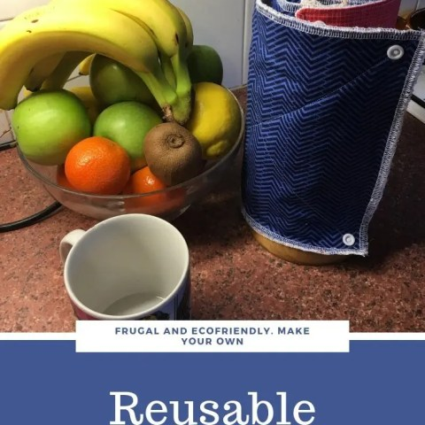 Reusable Kitchen Roll – Eco-friendly Alternative