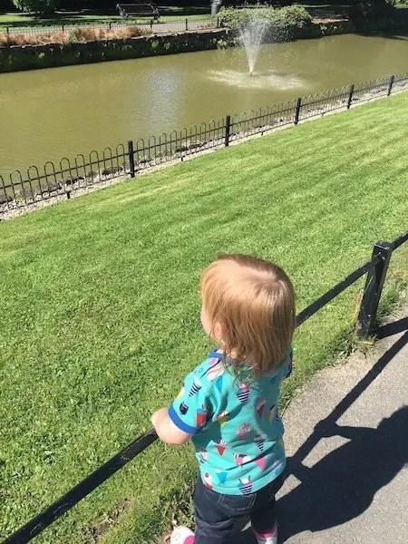 Roundhay Park Gardens