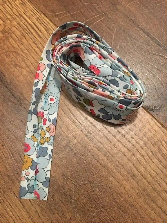Liberty London bias binding