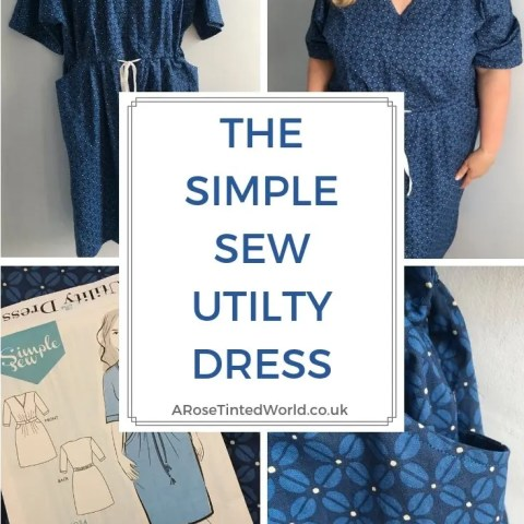 The Simple Sew Utility Dress