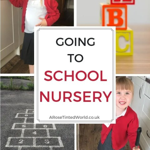 Going To School Nursery – How To Prepare