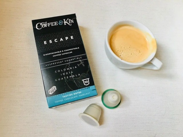 Escape Coffee from Coffee & Kin