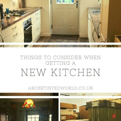 Things To Consider When Getting A New Kitchen