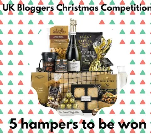 The UK Bloggers' Big Christmas Giveaway!