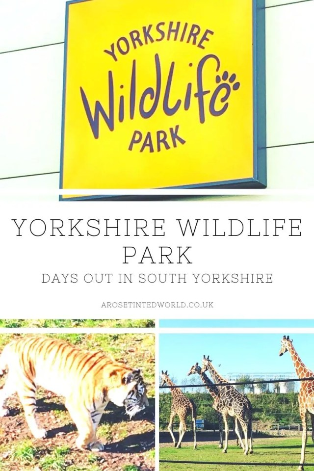 Yorkshire Wildlife Park - find out more about this zoo attraction in South Yorkshire, UK. What animals did we discover? Days out in Yorkshire and the UK. #daysout #daysoutwithkids #daytrips #zoo #wildlifepark #yorkshirewildlifepark #yorkshire #daysoutinyorkshire