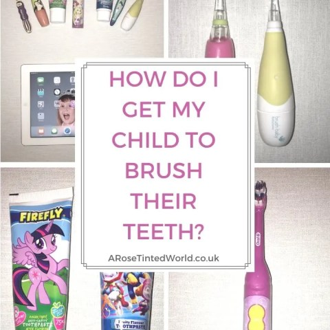 How Do I Get My Child To Brush Their Teeth?