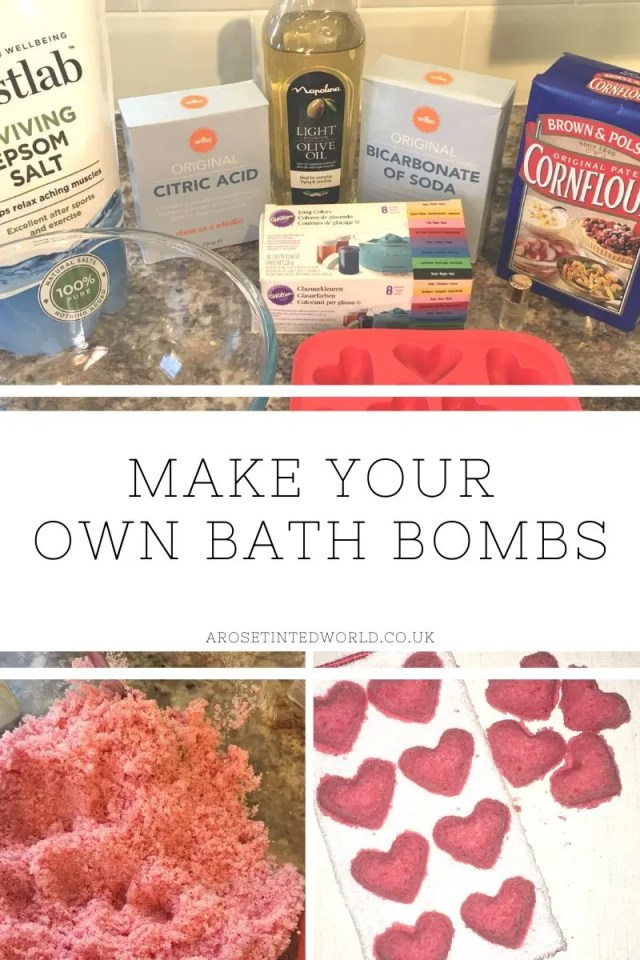 How To Make Your Own Bath Bombs - bath fizzes can be so expensive, but here is a tutorial on how to make your own cheaply and easily at home! Make great gifts too. #DIY #bathbomb #diycrafts #diyprojects #makeyourown #bathbombs #bathtime #giftideas #diygifts