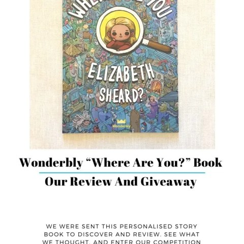 "Wonderbly ""Where Are You?"" Book – Our Review"