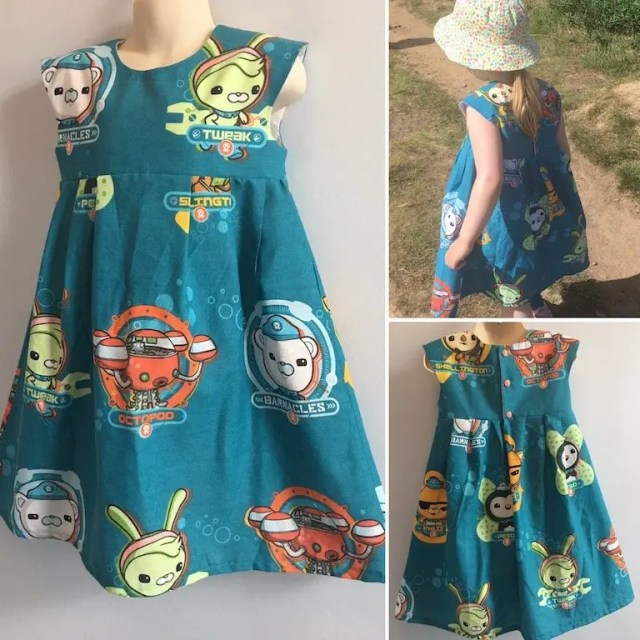 Octonauts dress