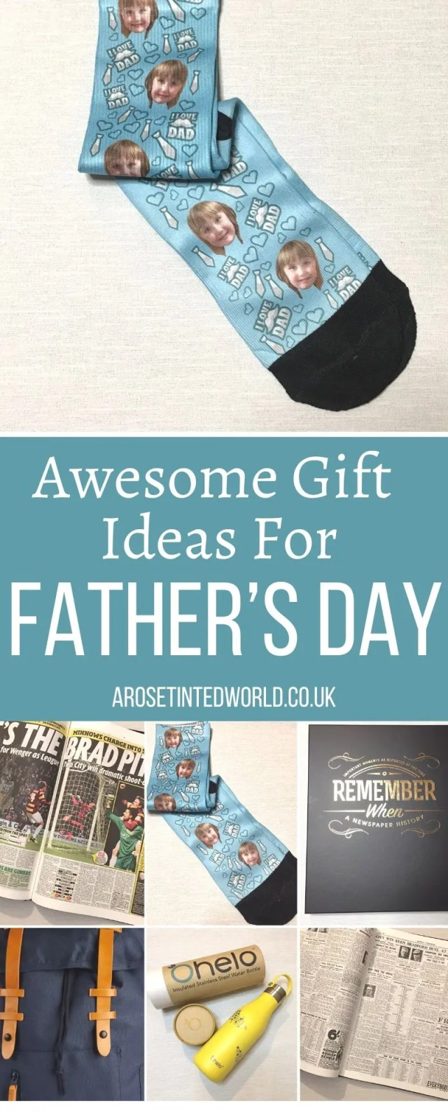 Father's Day Gift Guide - show some love to the special dad in your life this Father's Day with this gift guide full of brilliant ideas he will go crazy for. #fathersday #fathersdaygifts #giftideas #fathersdaygiftideas