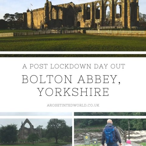 A Post Lockdown Day Out To Bolton Abbey, Yorkshire
