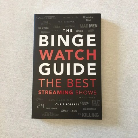 The Binge Watch Guide – Book Review And Giveaway