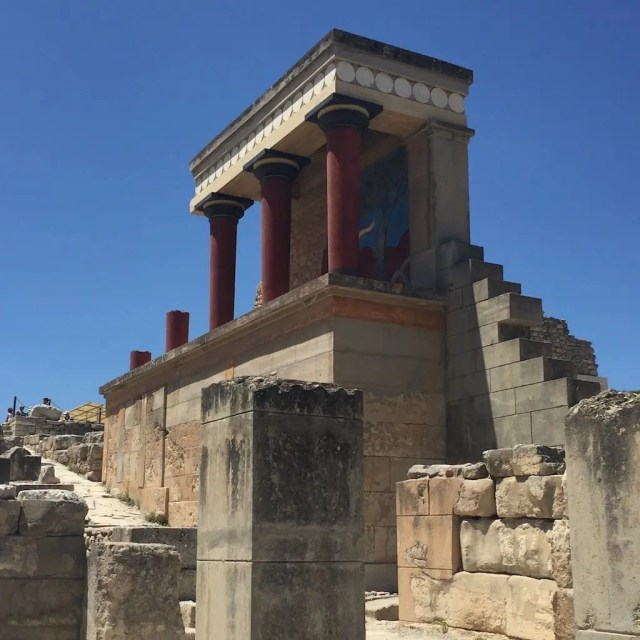 Knossos, Crete