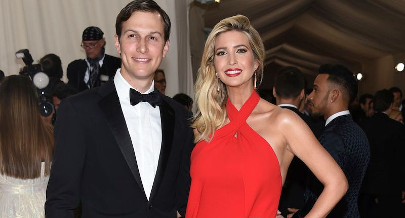 Ivanka Trump And Jared Kushner's