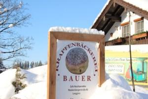 Krapfenbäckerei Bauer, Lenggries