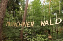 Kletterwald in Vaterstetten