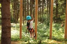 Klettern für die Kleinen