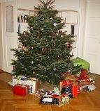 Frohe Weihnachten Euch allen!
