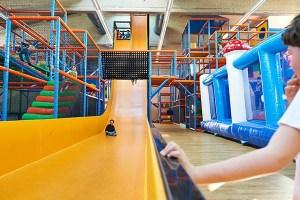 Indoorspielplatz Jux und Tollerei