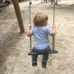 Spielplatz Lenz Schaukel