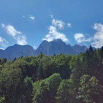 Wanderung mit Kindern Garmisch