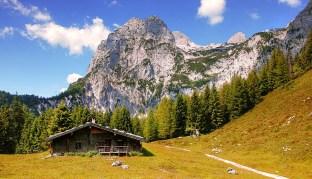 Aussichtsreiche Wanderung mit Kindern bei Garmisch