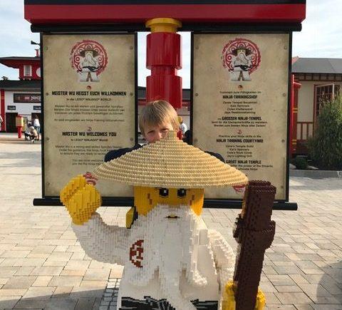 Lego-Fans aufgepasst! Legoland präsentiert Ninjago
