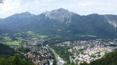 Watzmann, Königsee und Berchtesgadener Land im Blick - der Carl von Linde Weg