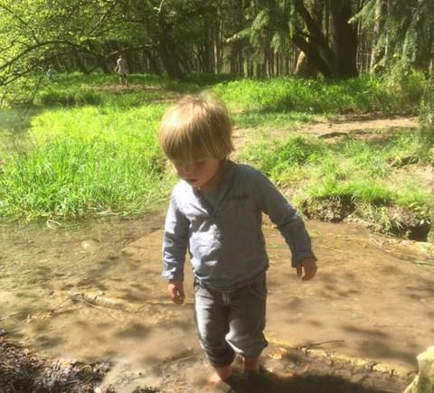 Der Mühlenweg - eine herrliche Familienwanderung im bayerischen Voralpenland