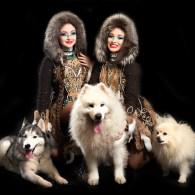 Familie-Saabel-Huskies-Dezember-Januar