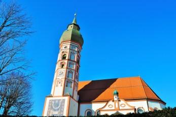 Stimmungsvolle Wanderung zum Kloster Andechs - mit und ohne Kinderwagen