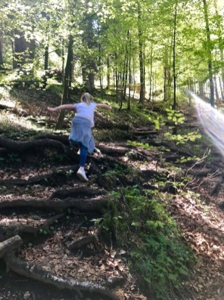 Wanderung auf die Grünsteinhütte im Berchtesgadener Land
