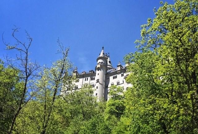 Wanderung durch die Pöllatschlucht zum Schloss Neuschwanstein