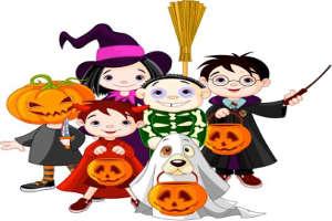 halloween a Pietrarsa