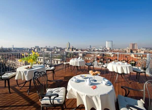 Best Western Plus Hotel Galles albergo per famiglie in pieno centro a Milano