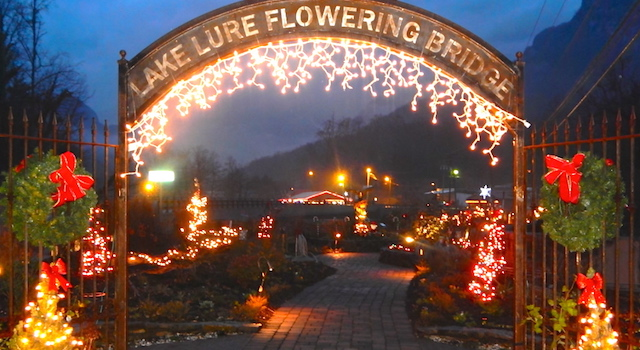 Holiday Events In Lake Lure And Chimney Rock