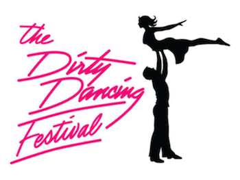 Dirty dancing festival movie screening for Lake lure arts crafts festival