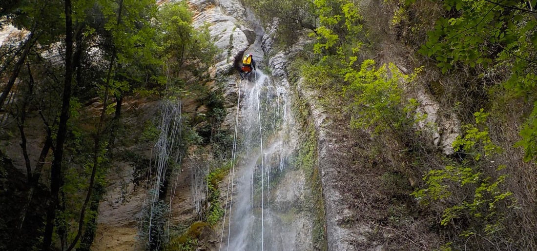 Marmore Canyoning