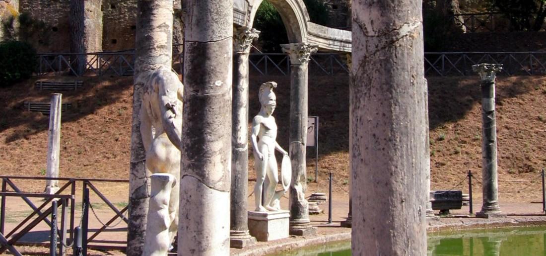 Canopo Villa Adriana Tivoli