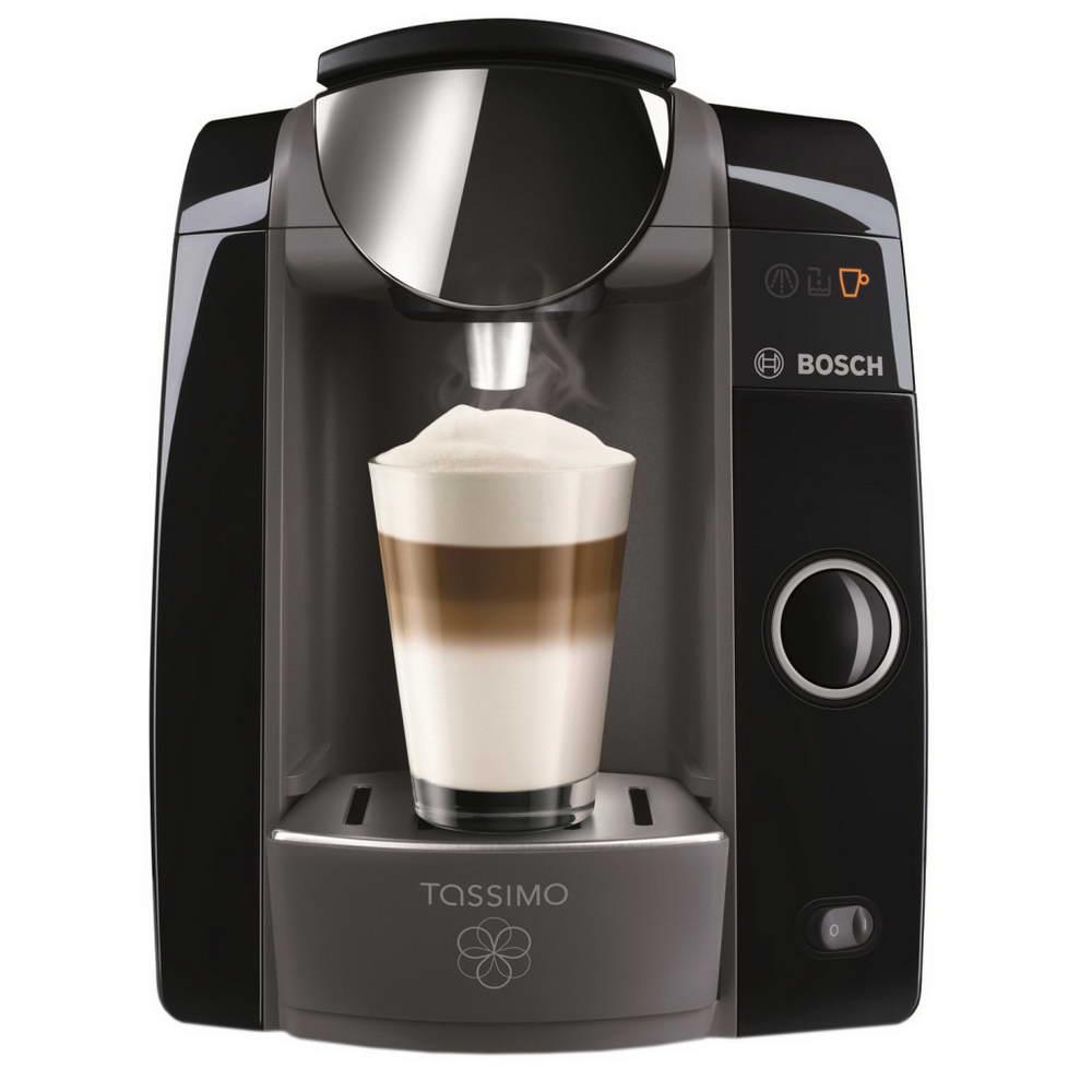 Bosch Tassimo Joy T43 Coffee Machine Black TAS4302GB