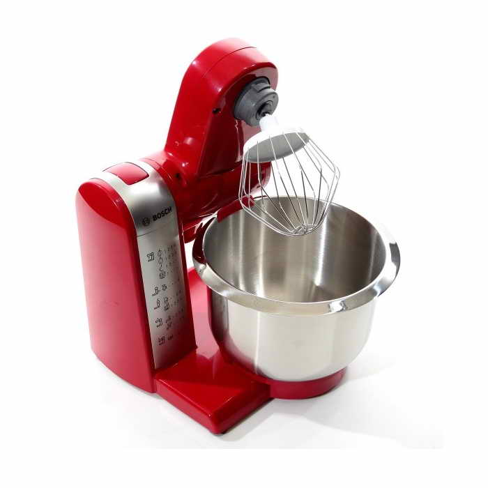 kitchen whisk electric home depot door hardware bosch multi function food processor & accessories red ...