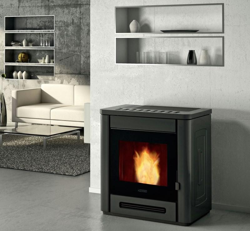 Stufe a pellet e legna, caminetti, caldaie e termocamini edilkamin: Come Riscaldare Casa Con Le Stufe A Pellet Di Design