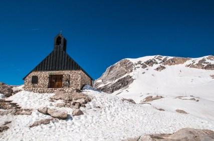 Kapelle bei Sonnalpin