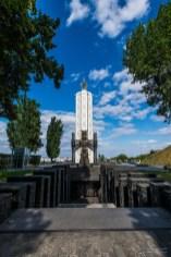 Holodomor-Denkmal in Kiew